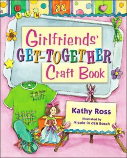 Girlfriends get together craft book review