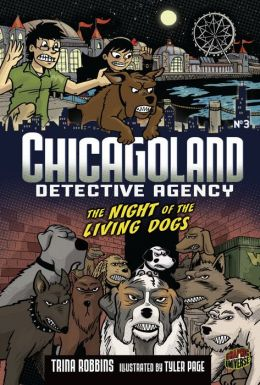 Night of the Living Dogs (Chicagoland Detective Agency Series #3)