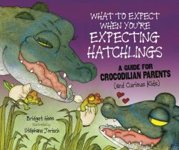What to Expect When You're Expecting Hatchlings: A Guide for Crocodilian Parents (and Curious Kids)