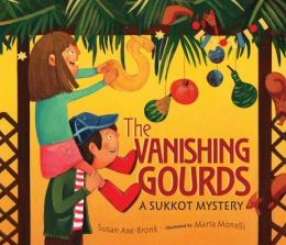 The Vanishing Gourds: A Sukkot Mystery