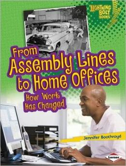 From Assembly Lines to Home Offices: How Work Has Changed