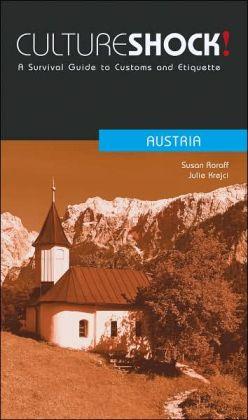 Culture Shock!: Austria