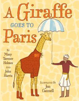 Giraffe Goes to Paris