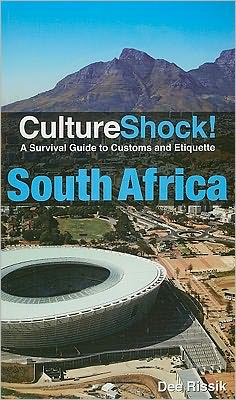 Culture Shock! South Africa, 30th Anniversary Edition