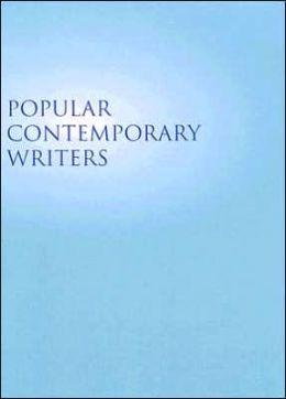Popular Contemporary Writers: Index Volume