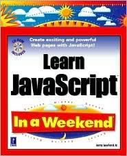 Learn JavaScript in a Weekend