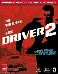 Driver 2: Prima's Official Strategy Guide