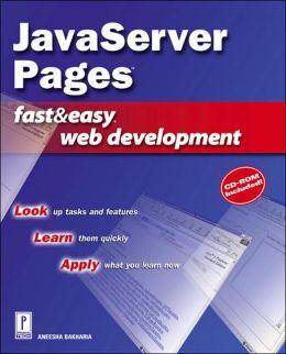 JavaServer Pages (JSP) Fast & Easy Web Development