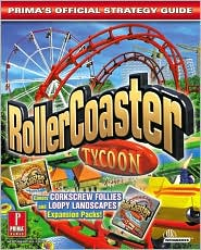 Rollercoaster Tycoon: Prima's Official Strategy Guide
