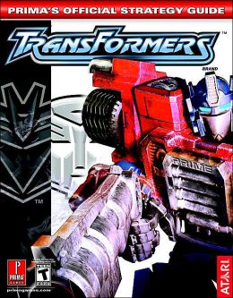Transformers Armada: Prelude to Energon: Prima's Official Strategy Guide
