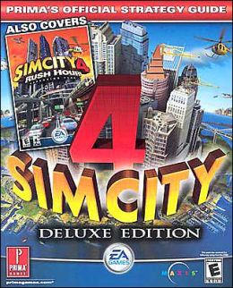 Simcity 4: Rush Hour: Prima's Official Strategy Guide