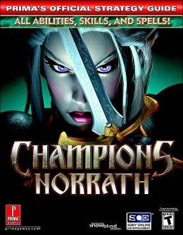 Champions of Norrath (Prima's Official Strategy Guide) Prima Development