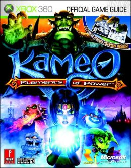 Kameo: Elements of Power: Prima Official Game Guide