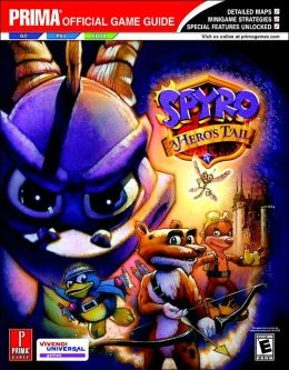 Spyro: A Hero's Tail: Prima's Official Game Guide