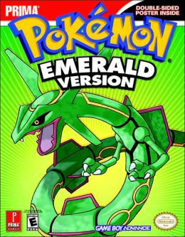 Pokemon Emerald Version: Prima Official Game Guide