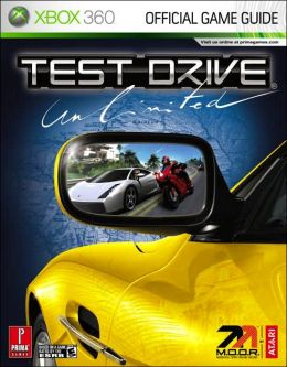 Test Drive Unlimited: Prima Official Game Guide