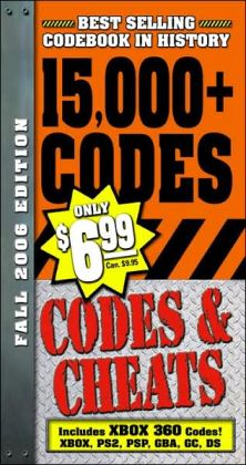 Codes and Cheats: Over 15,000 Secret Codes