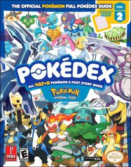 Pokemon Diamond and Pokemon Pearl