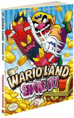 Wario Land Shake It!: Prima Official Game Guide