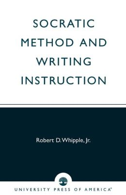Socratic Method And Writing Instruction