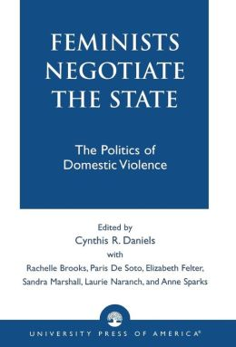 Feminists Negotiate The State