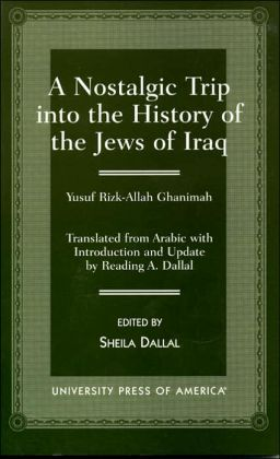 Nostalgic Trip into the History of the Jews of Iraq
