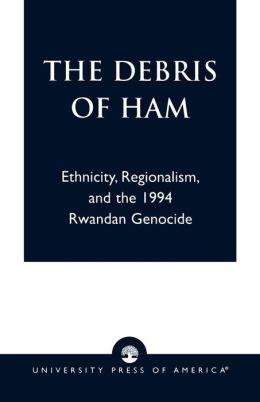 Debris Of Ham