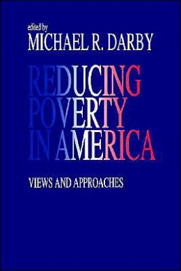 Reducing Poverty In America