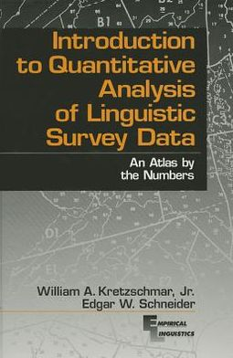 Introduction to Quantitative Analysis of Linguistic Survey Data: An Atlas by the Numbers