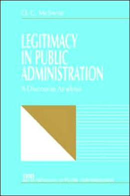 Legitimacy In Public Administration