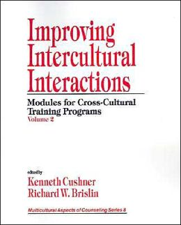 Improving Intercultural Interactions