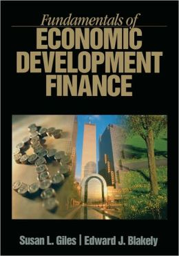 Fundamentals of Economic Development Finance