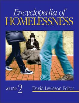 Encyclopedia of Homelessness David Levinson