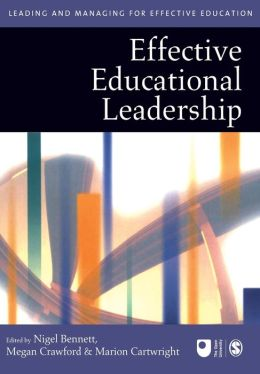 Effective Educational Leadership
