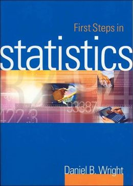 First Steps in Statistics