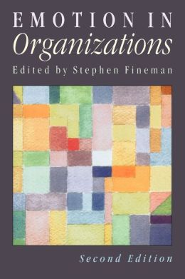 Emotion In Organizations 2/Ed