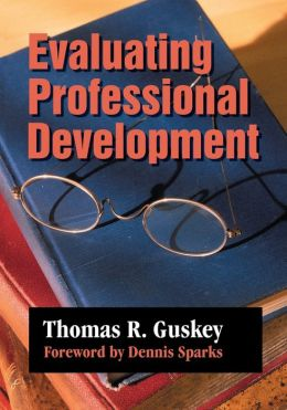 Evaluating Professional Development