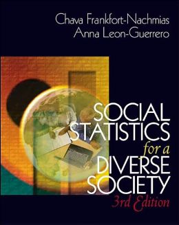 Social Statistics for a Diverse Society With SPSS Student Version 11.0