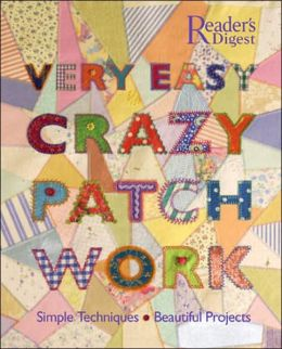 Very Easy Crazy Patchwork