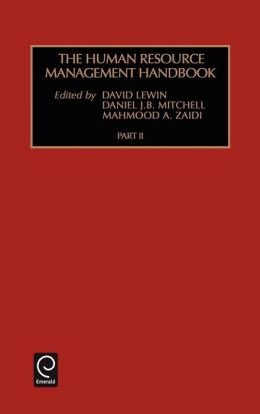 The Human Resource Management Handbook