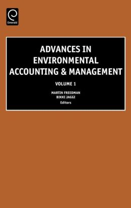 Advances in Environmental Accoutin