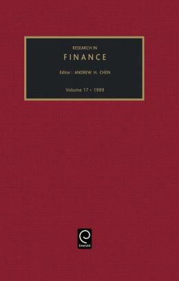 Research in Finance, Volume 17