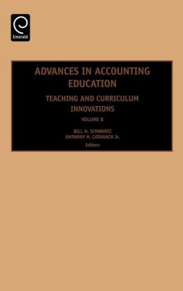 Advs in Accounting Education Vol 8