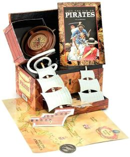 Lift the Lid on Pirates: Discover High-Seas Adventure, Build Your Own Pirate Ship, and Learn to Navigate with a 16-Century Compass!