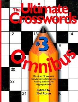 The Ultimate Crosswords Omnibus #3