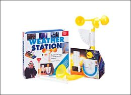 Weather: Build Your Own Weather Station and Discover the Wonders of Meteorology