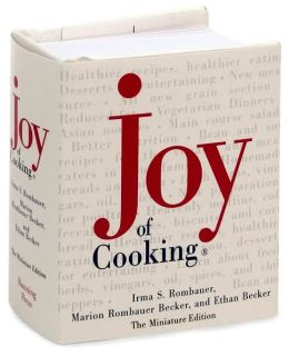 Joy of Cooking (Miniature Edition)