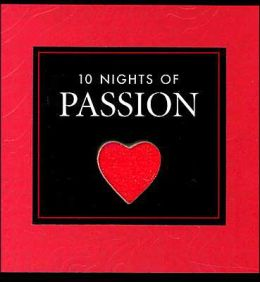 10 Nights of Passion Mini Kit Little Gift Book