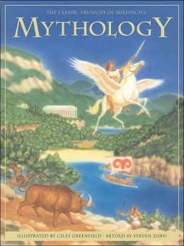 The Classic Treasury of Bulfinch's Mythology