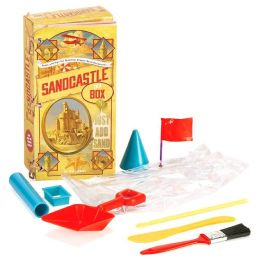 Sandcastle in a Box: Everything You Need to Build Cool and Classic Sand Sculptures